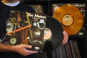 Original Meters self-titled