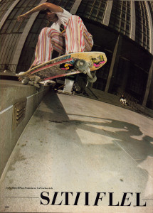 Andy Howell ripping, while most of you were still in diapers.