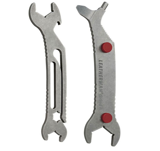 Unsnapped image of the Leatherman Grind pocket Skateboard Tool