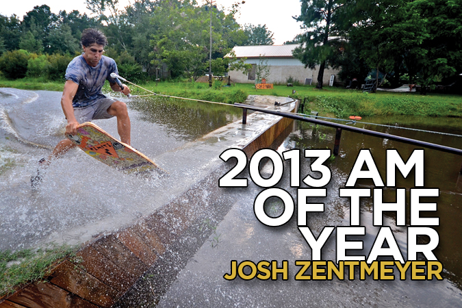 Josh Zentmeyer - Am of the Year