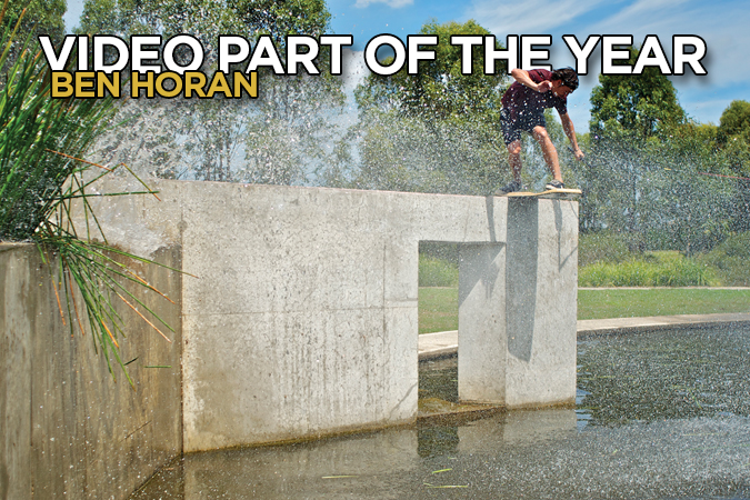 Ben Horan Video Part of the Year