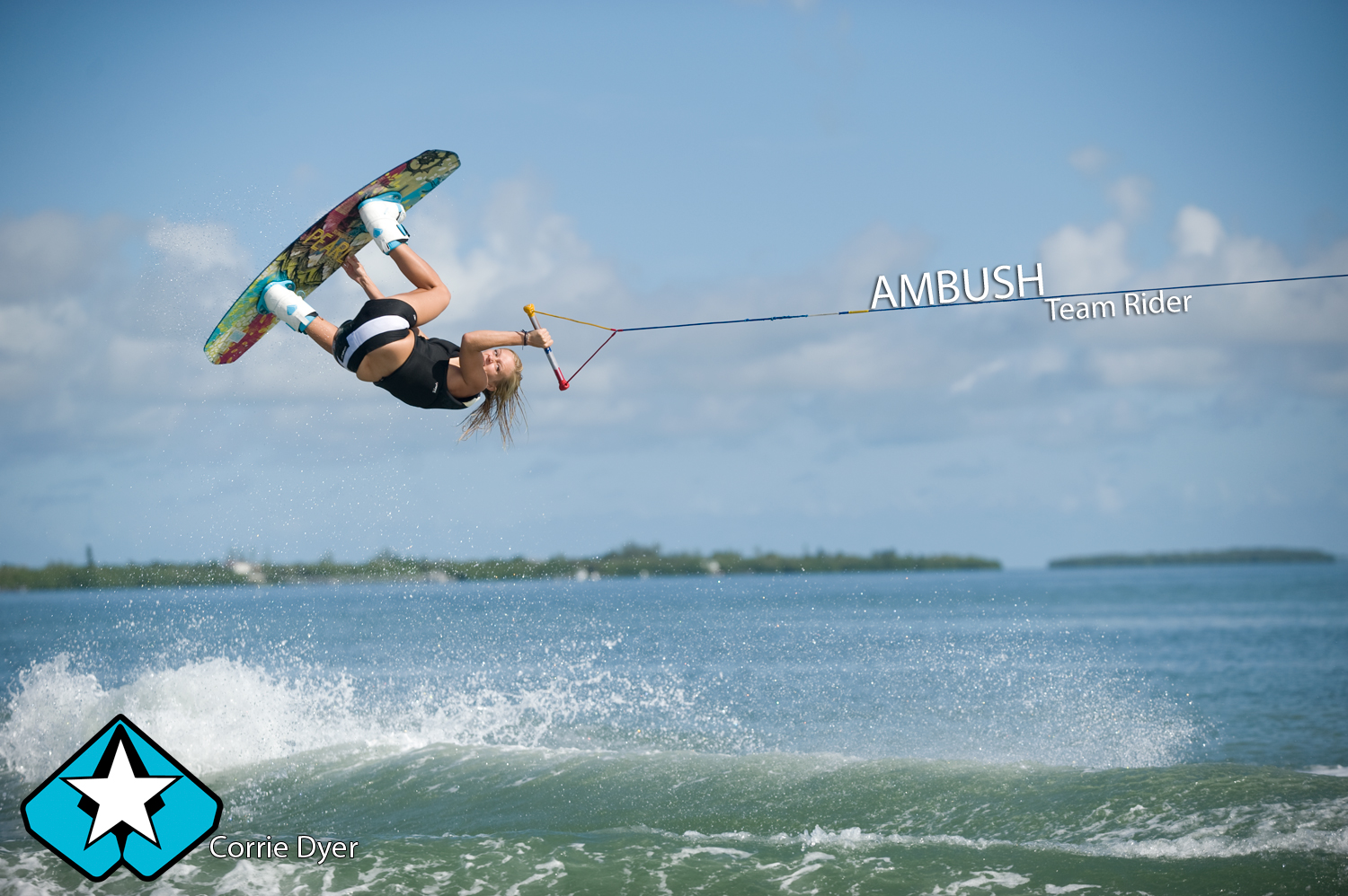 Corrie Dyer Ambush Team Rider