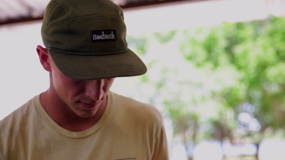 Ambush Board Co. Five Panel Hat
