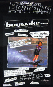 One of the original Buywake.com ADs 04/05