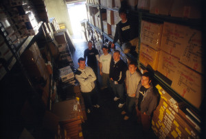 2003 Buywake.com gets its own space- Original team members