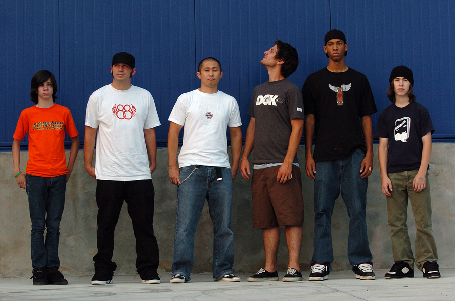 Ambush Skate Team 2005