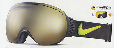 2015 Nike Command Goggle with Transitions