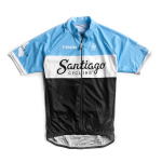 Santiago Cycling Jersey By Bobby