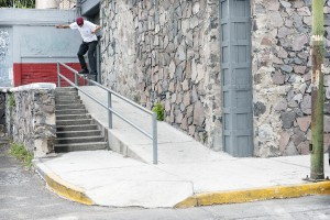 Miles Silvas with a huge backside 5050