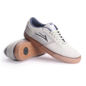 Lakai Vincent 2 in High Rise Suede