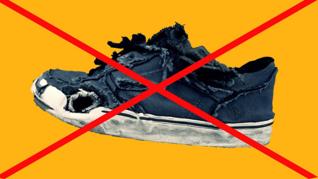 However Questions Come Into Play When Trying Figure Out How In The Ing Two Pairs Of Shoes Is Functional Given It S A Little More Up Front At