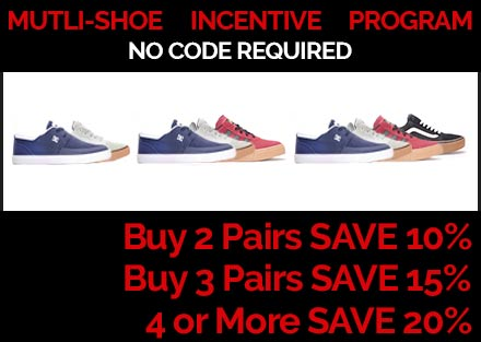 Ambush Board Co. Multi-Shoe Incentive Program