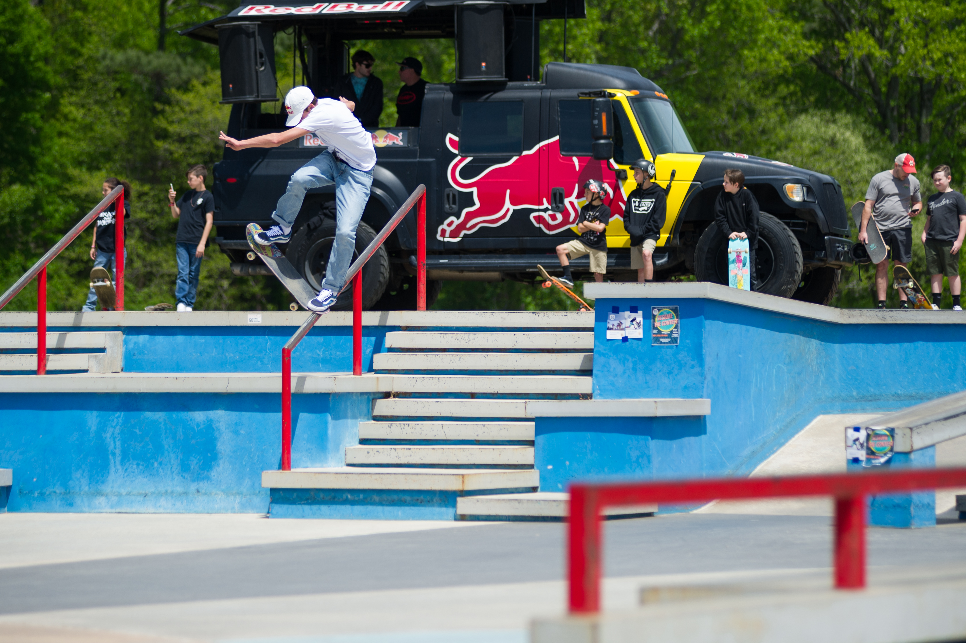 Jagger Eaton - Ambush x Red Bull Drop-In