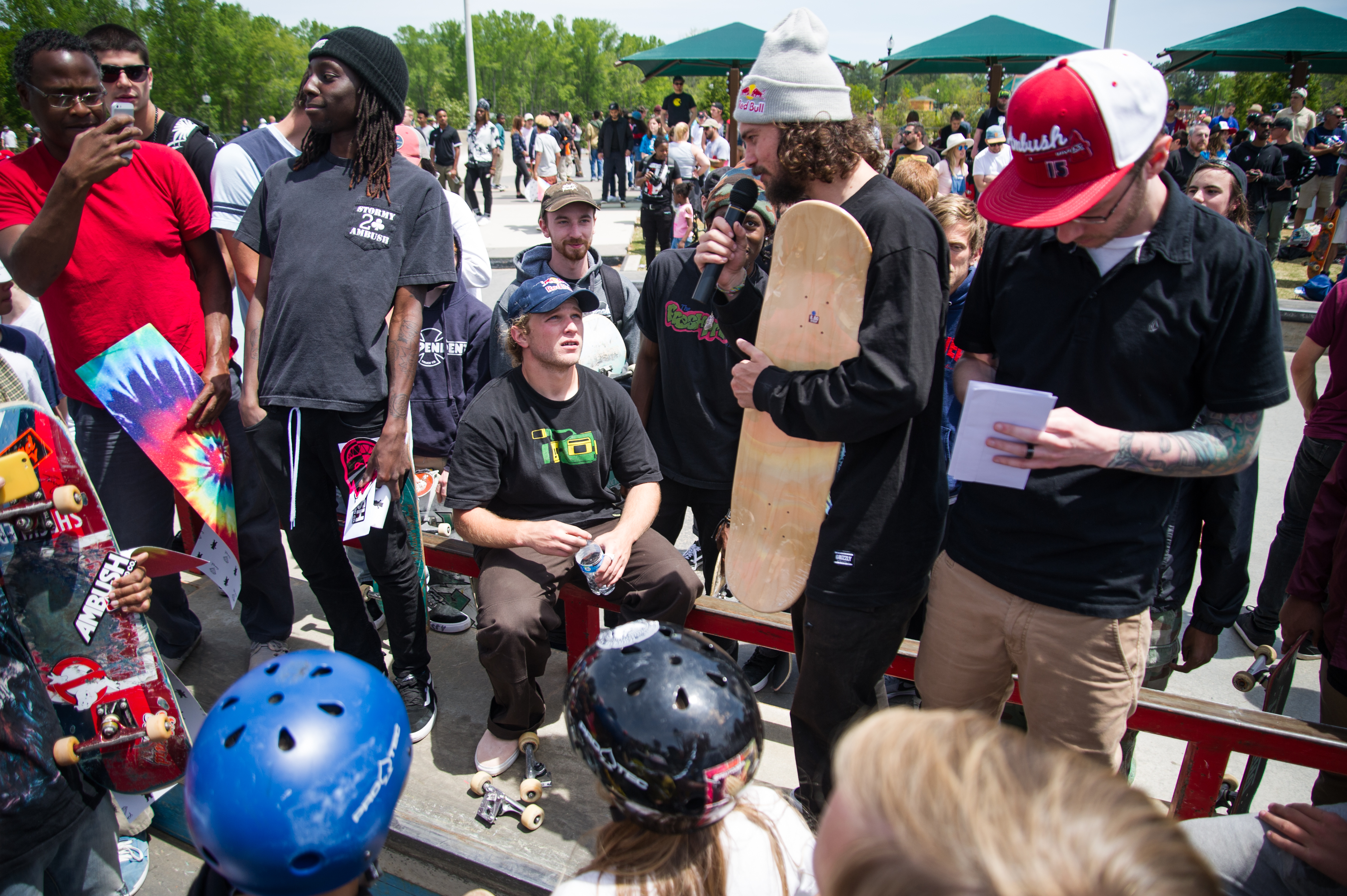 Jamie Foy and Torey Pudwill