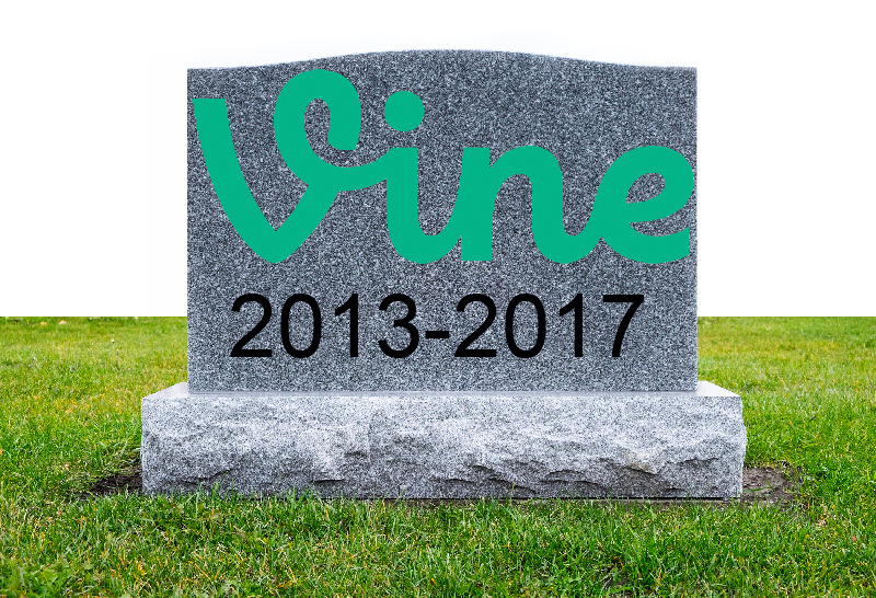 Vine, Viral, Rest in Peace
