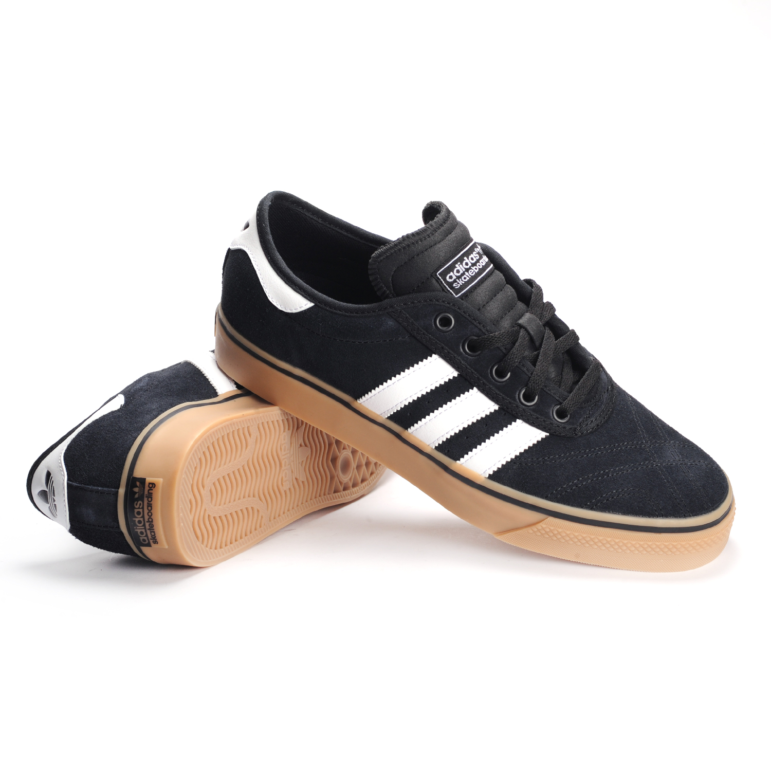 Image is loading adidas-Adi-Ease-Premiere-Core-Black-White-Gum-