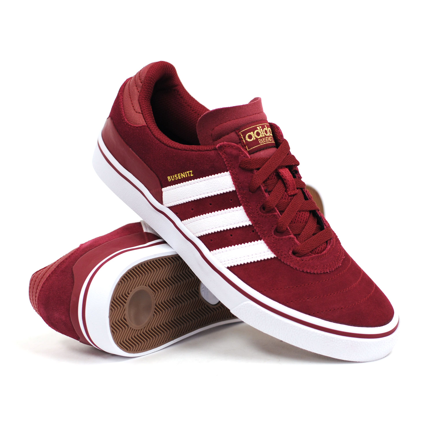 adidas red busenitz