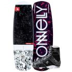 Connelly 2019 Groove w/ Cobra Wakeboard & Bindings Package