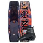 Connelly 2019 The Standard w/ Draft Wakeboard & Bindings Package