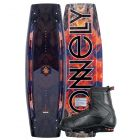 Connelly 2019 The Standard w/ JT Wakeboard & Bindings Package