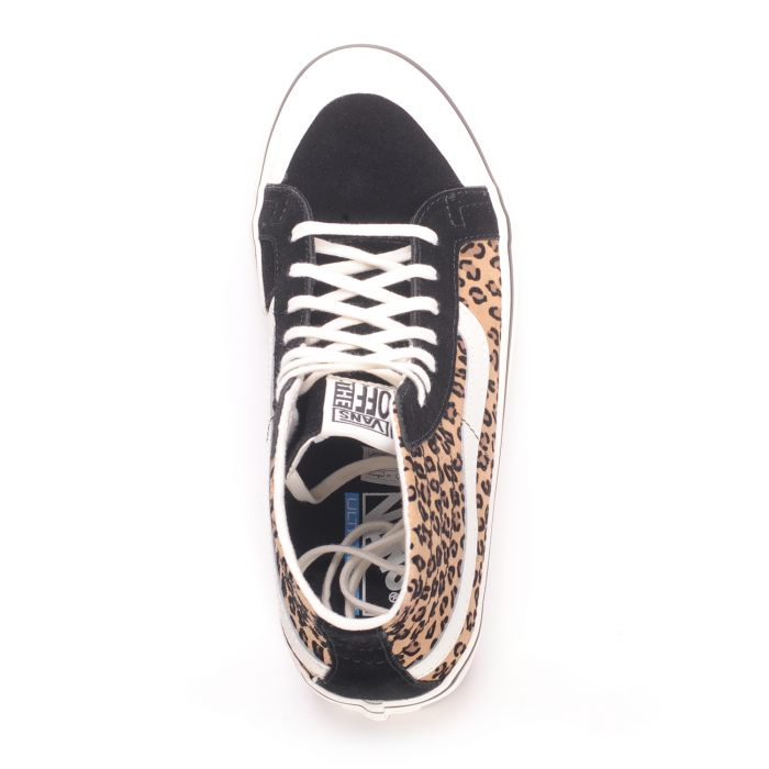 Mini Leopard Style 36 Decon Sf Sneakers