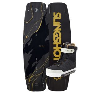 Slingshot 2019 Pill w/ RAD Wakeboard & Bindings Package