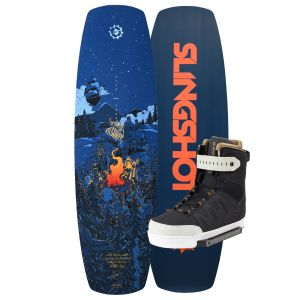 Slingshot 2019 Terrain w/ RAD Wakeboard & Bindings Package
