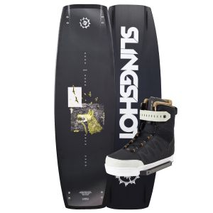 Slingshot 2019 Whip w/ RAD Wakeboard & Bindings Package