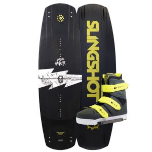 Slingshot 2019 Windsor w/ KTV Wakeboard & Bindings Package