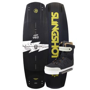 Slingshot 2019 Windsor w/ RAD Wakeboard & Bindings Package