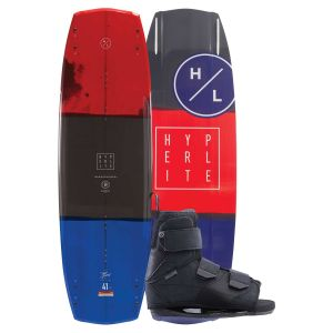 Hyperlite 2019 Baseline w/ Formula Wakeboard & Bindings Package