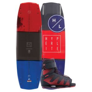 Hyperlite 2019 Baseline w/ Session Wakeboard & Bindings Package