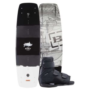 Byerly 2019 Brigade w/ Formula Wakeboard & Bindings Package