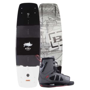 Byerly 2019 Brigade w/ Team OT Wakeboard & Bindings Package