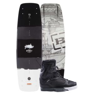 Byerly 2019 Brigade w/ Team X Wakeboard & Bindings Package