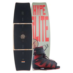 Hyperlite 2019 Dipstick w/ Session Wakeboard & Bindings Package