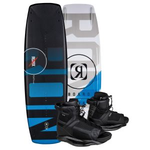 Ronix 2019 District w/ Divide Wakeboard & Bindings Package
