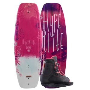 Hyperlite 2019 Divine w/ Jinx Women's Wakeboard & Bindings Package