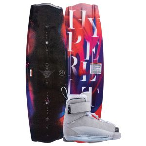 Hyperlite 2019 Eden 2.0 w/ Viva Women's Wakeboard & Bindings Package