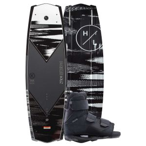 Hyperlite 2019 Kruz w/ Formula Wakeboard & Bindings Package