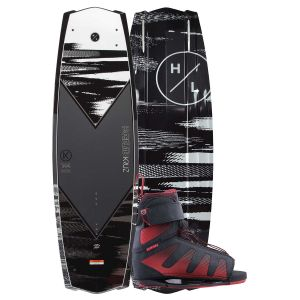 Hyperlite 2019 Kruz w/ Session Wakeboard & Bindings Package