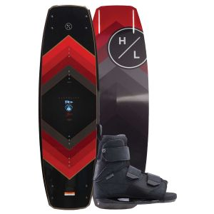 Hyperlite 2019 Murray Pro w/ Formula Wakeboard & Bindings Package