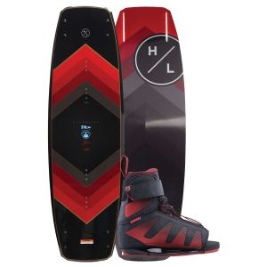 Hyperlite 2019 Murray Pro w/ Session Wakeboard & Bindings Package