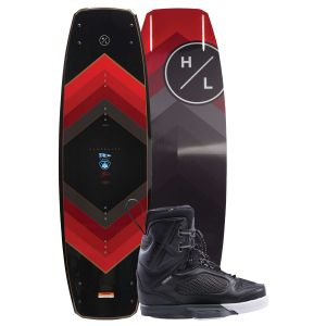 Hyperlite 2019 Murray Pro w/ Team X Wakeboard & Bindings Package