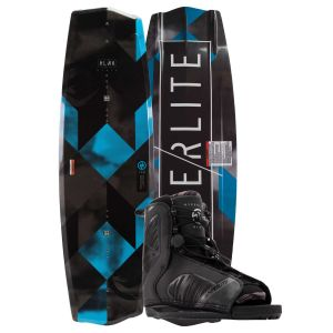 Hyperlite 2019 State 2.0 w/ Remix (Black) Wakeboard & Bindings Package