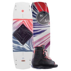Hyperlite 2019 Venice w/ Jinx Women's Wakeboard & Bindings Package