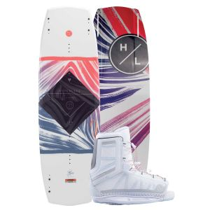 Hyperlite 2019 Venice w/ Syn Women's Wakeboard & Bindings Package
