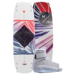 Hyperlite 2019 Venice w/ Viva Women's Wakeboard & Bindings Package