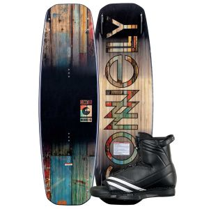 Connelly 2019 Woodro 146 w/ Optima Wakeboard & Bindings Package