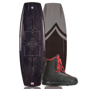 Liquid Force 2019 RDX w/ Hitch Wakeboard & Bindings Package